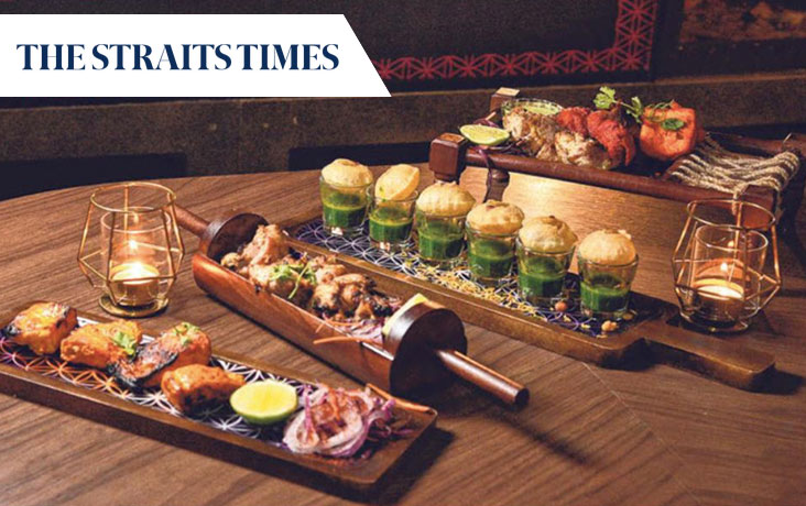 Genie Collective | Bars and clubs go from drinking to dining destinations